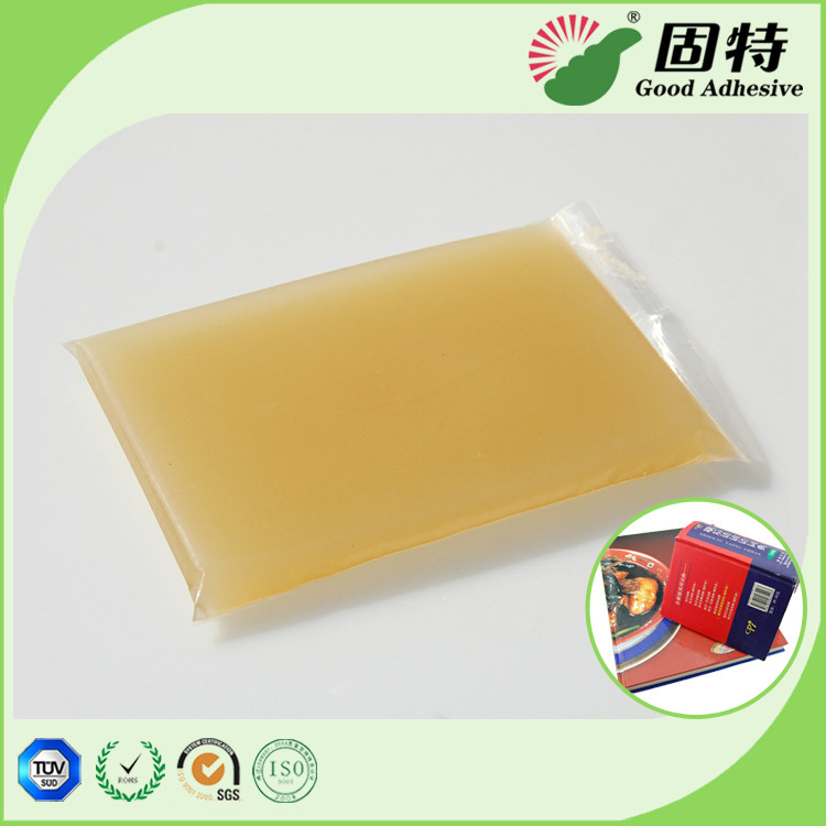 Gelatin Pressure Sensitive Adhesive Glue For Hardcover Making Semi Automatic Case Maker